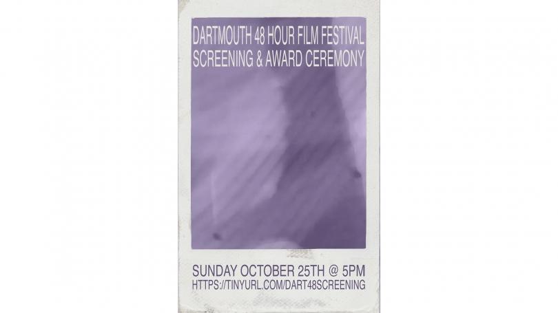 48 Hour Flm Festival Screening