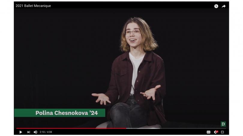 Polina Chesnokova '24