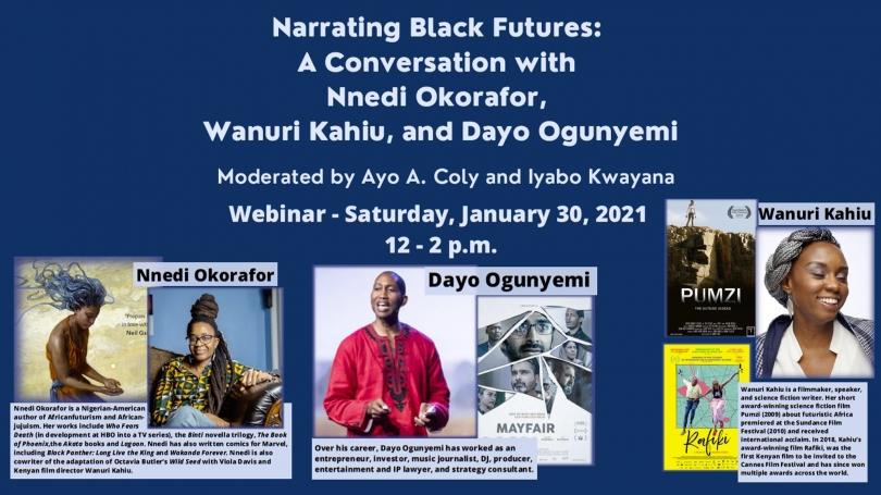 Narrating Black Futures